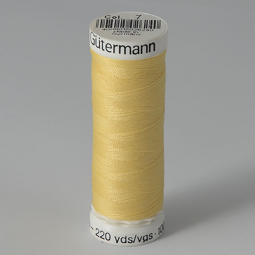 Нитки Gutermann SewAll №100 200м цвет 007