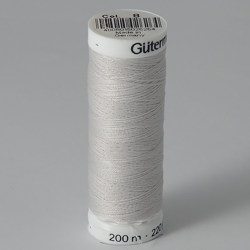 Нитки Gutermann SewAll №100 200м цвет 008