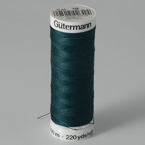Нитки Gutermann SewAll №100 200м цвет 018