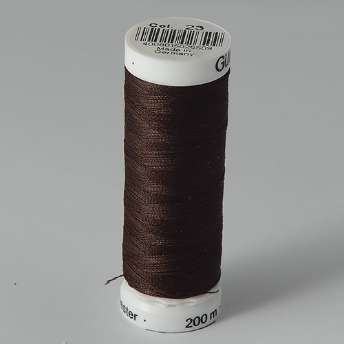 Нитки Gutermann SewAll №100 200м цвет 023