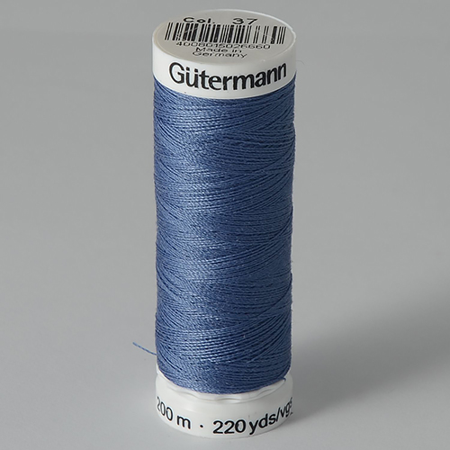 Нитки Gutermann SewAll №100 200м цвет 037