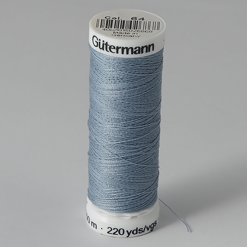 Нитки Gutermann SewAll №100 200м цвет 064