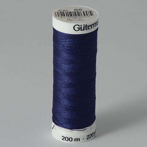 Нитки Gutermann SewAll №100 200м цвет 066