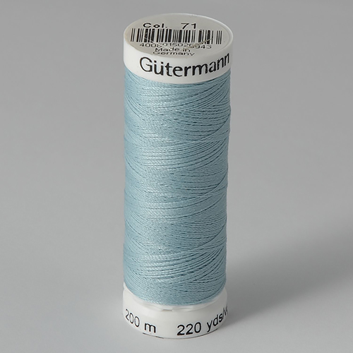 Нитки Gutermann SewAll №100 200м цвет 071