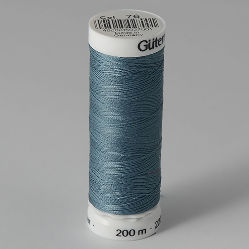 Нитки Gutermann SewAll №100 200м цвет 076