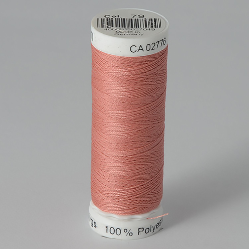 Нитки Gutermann SewAll №100 200м цвет 079