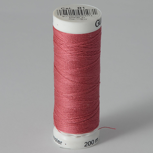 Нитки Gutermann SewAll №100 200м цвет 081