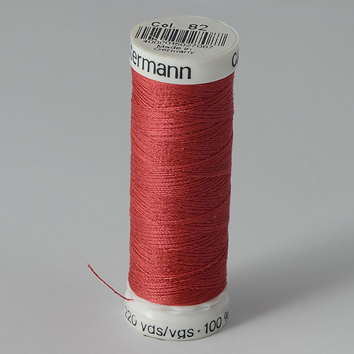 Нитки Gutermann SewAll №100 200м цвет 082