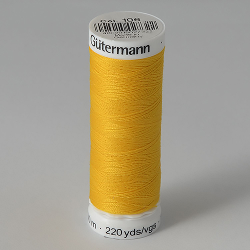 Нитки Gutermann SewAll №100 200м цвет 106