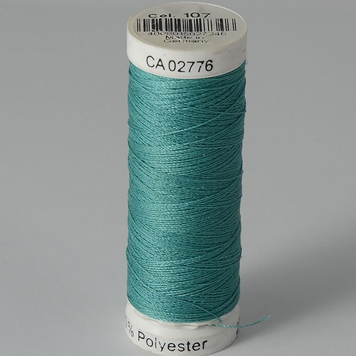 Нитки Gutermann SewAll №100 200м цвет 107