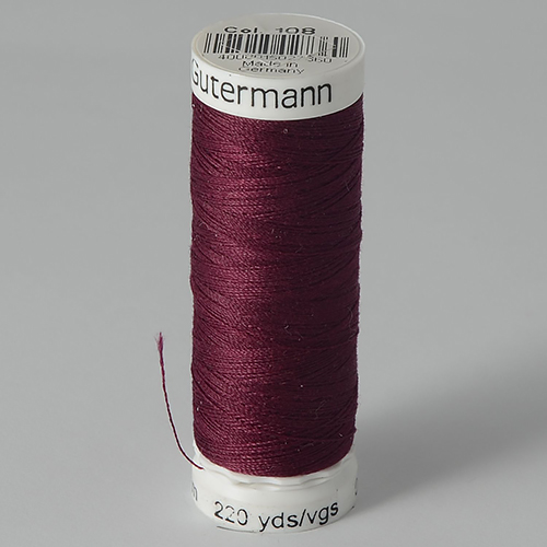 Нитки Gutermann SewAll №100 200м цвет 108