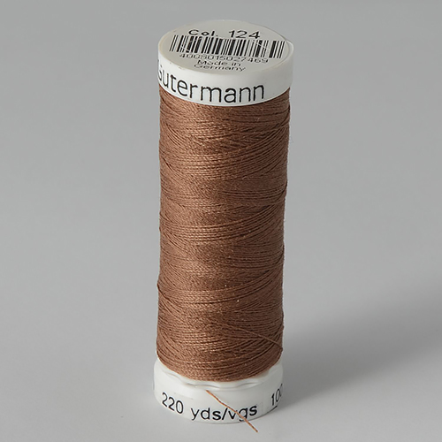 Нитки Gutermann SewAll №100 200м цвет 124
