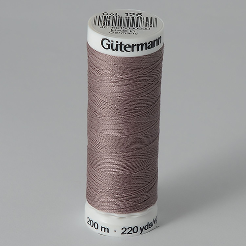 Нитки Gutermann SewAll №100 200м цвет 126