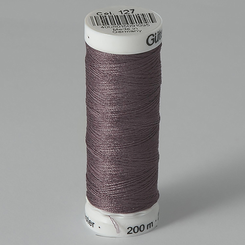 Нитки Gutermann SewAll №100 200м цвет 127