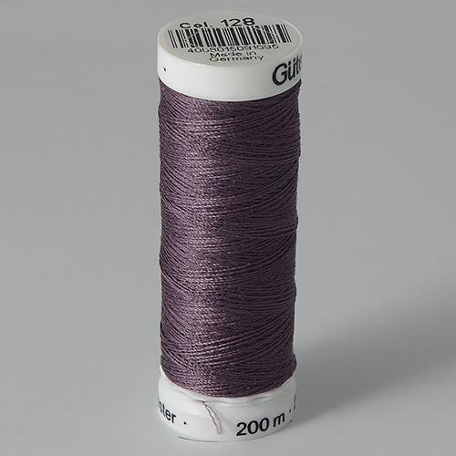 Нитки Gutermann SewAll №100 200м цвет 128