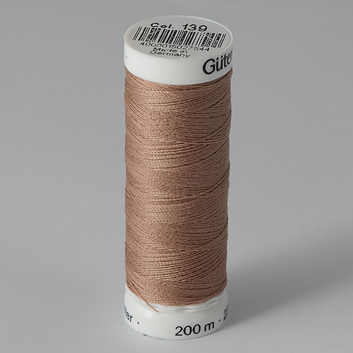 Нитки Gutermann SewAll №100 200м цвет 139