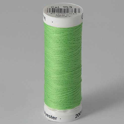 Нитки Gutermann SewAll №100 200м цвет 153
