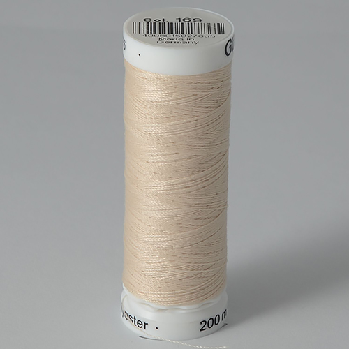 Нитки Gutermann SewAll №100 200м цвет 169