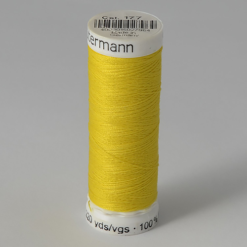 Нитки Gutermann SewAll №100 200м цвет 177
