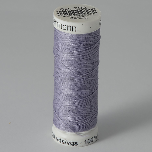 Нитки Gutermann SewAll №100 200м цвет 202