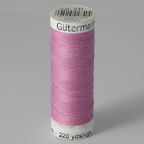 Нитки Gutermann SewAll №100 200м цвет 211