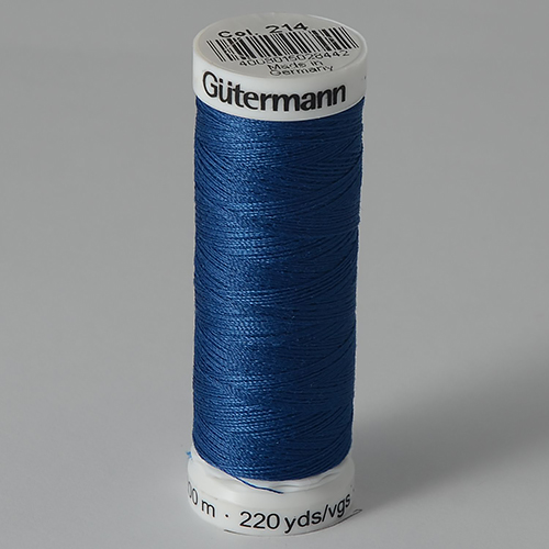 Нитки Gutermann SewAll №100 200м цвет 214