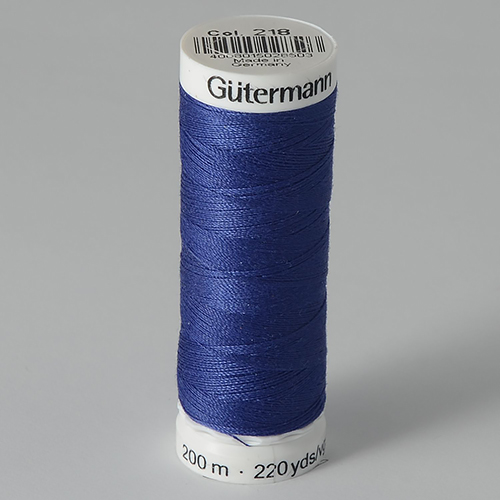 Нитки Gutermann SewAll №100 200м цвет 218