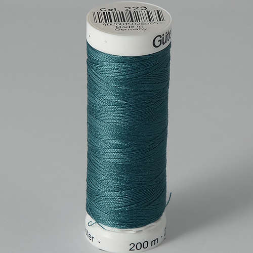 Нитки Gutermann SewAll №100 200м цвет 223