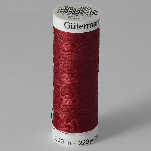 Нитки Gutermann SewAll №100 200м цвет 226