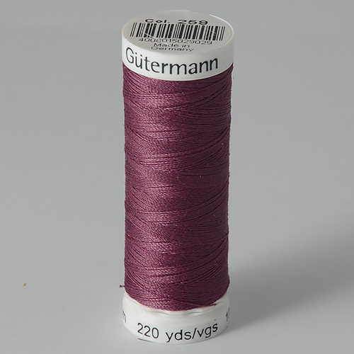 Нитки Gutermann SewAll №100 200м цвет 259
