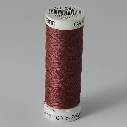 Нитки Gutermann SewAll №100 200м цвет 262