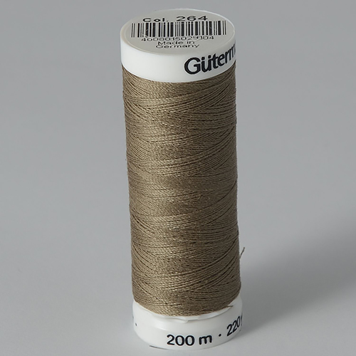 Нитки Gutermann SewAll №100 200м цвет 264
