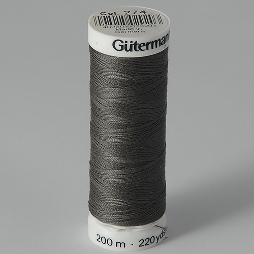 Нитки Gutermann SewAll №100 200м цвет 274