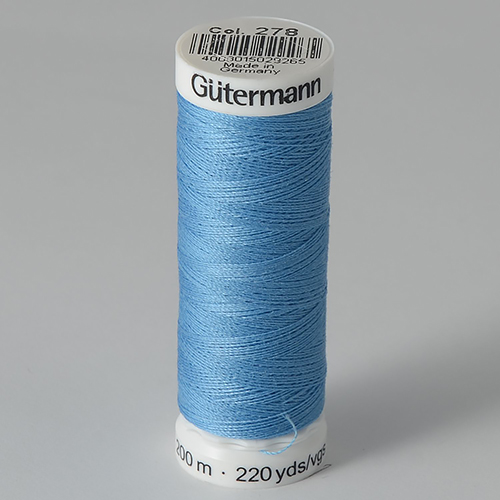 Нитки Gutermann SewAll №100 200м цвет 278