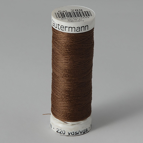 Нитки Gutermann SewAll №100 200м цвет 289