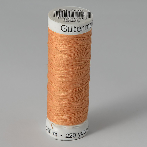 Нитки Gutermann SewAll №100 200м цвет 300