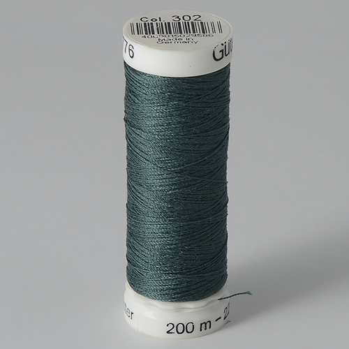 Нитки Gutermann SewAll №100 200м цвет 302