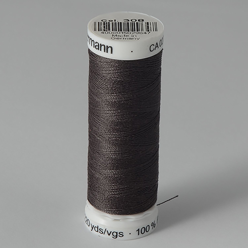 Нитки Gutermann SewAll №100 200м цвет 308
