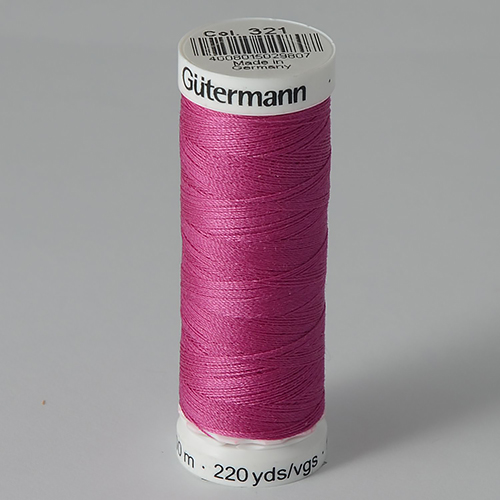 Нитки Gutermann SewAll №100 200м цвет 321