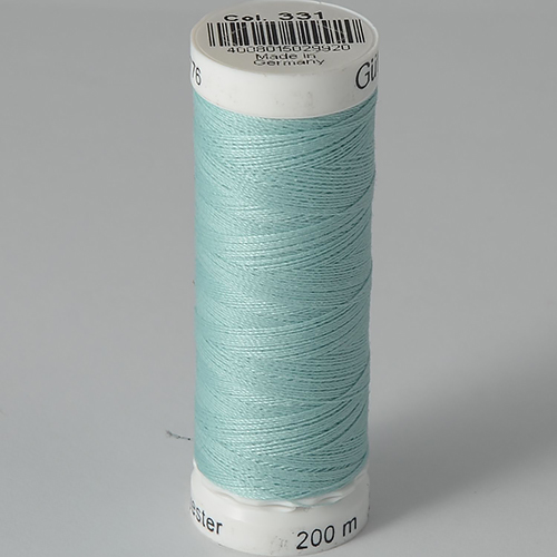 Нитки Gutermann SewAll №100 200м цвет 331