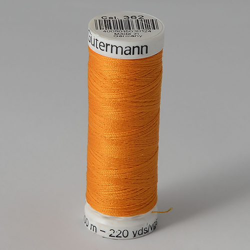 Нитки Gutermann SewAll №100 200м цвет 362