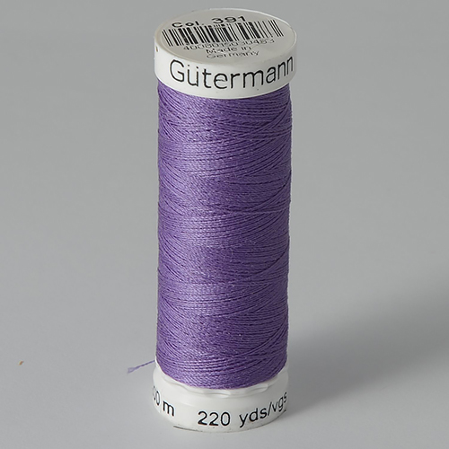 Нитки Gutermann SewAll №100 200м цвет 391