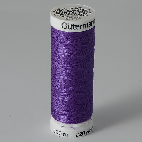 Нитки Gutermann SewAll №100 200м цвет 392