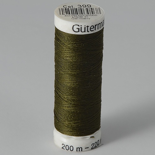 Нитки Gutermann SewAll №100 200м цвет 399