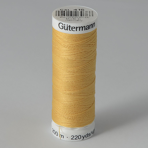 Нитки Gutermann SewAll №100 200м цвет 415