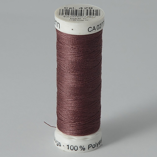 Нитки Gutermann SewAll №100 200м цвет 429