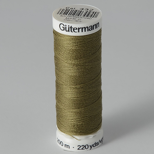 Нитки Gutermann SewAll №100 200м цвет 432