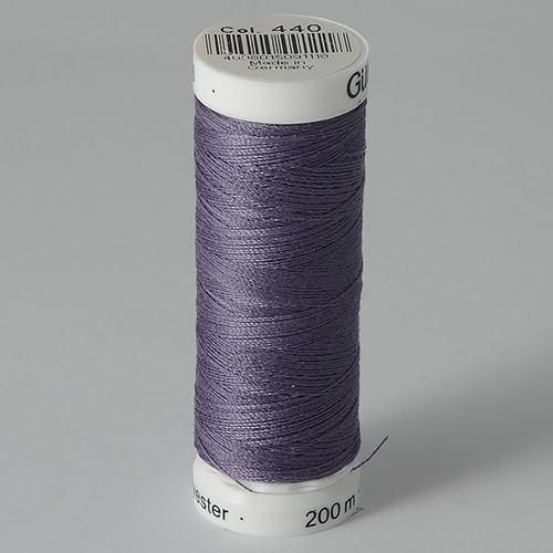 Нитки Gutermann SewAll №100 200м цвет 440