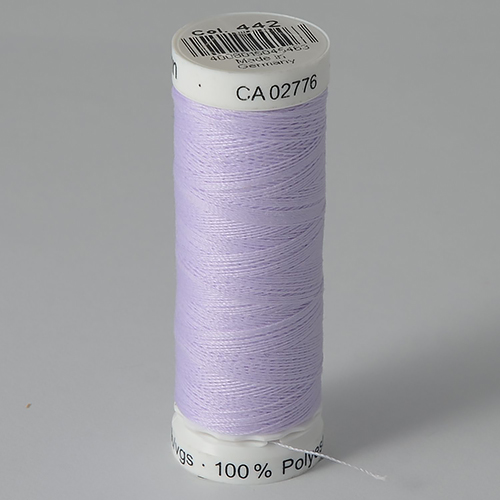 Нитки Gutermann SewAll №100 200м цвет 442