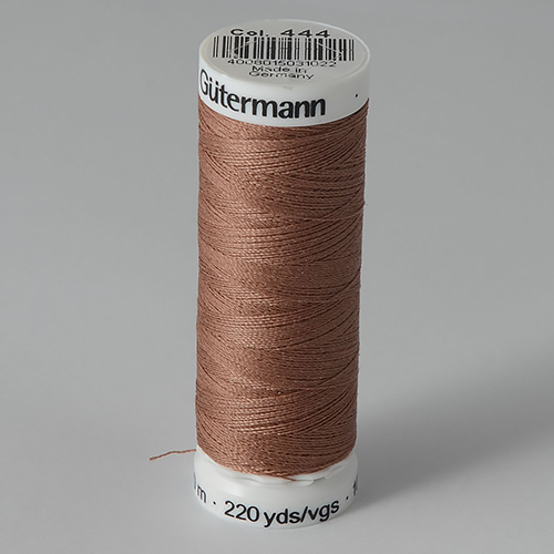 Нитки Gutermann SewAll №100 200м цвет 444